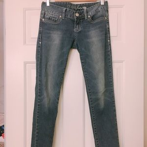 Guess Studded Straight Jeans